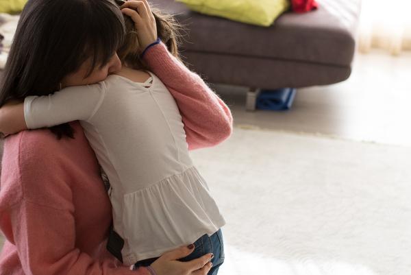 Motivul pentru care mamele tipa la copil