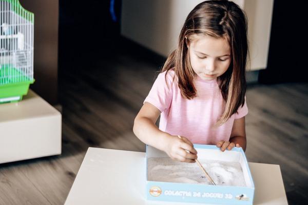 Învățarea alfabetului la preșcolari prin joacă