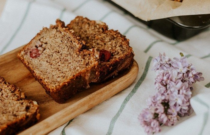 Rețeta Vegan Banana Bread