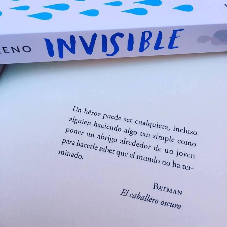 invisible acoso escolar