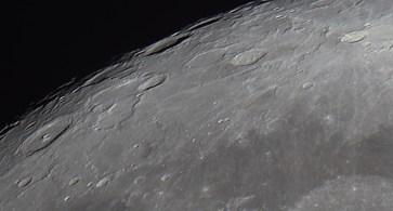 Cratères lunaire
