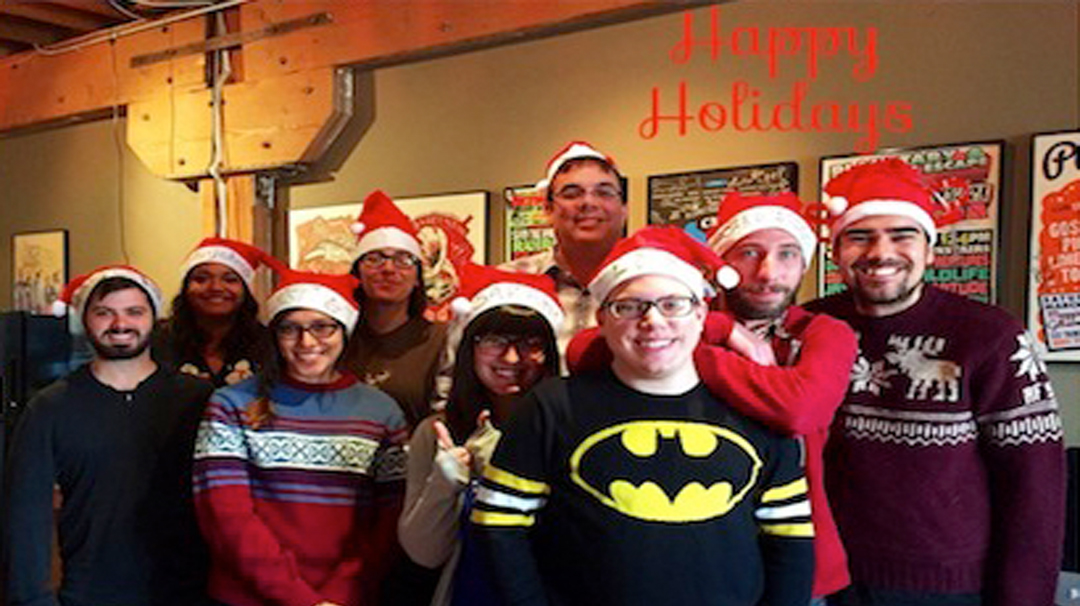 Happy Holidays from Planetary Group!