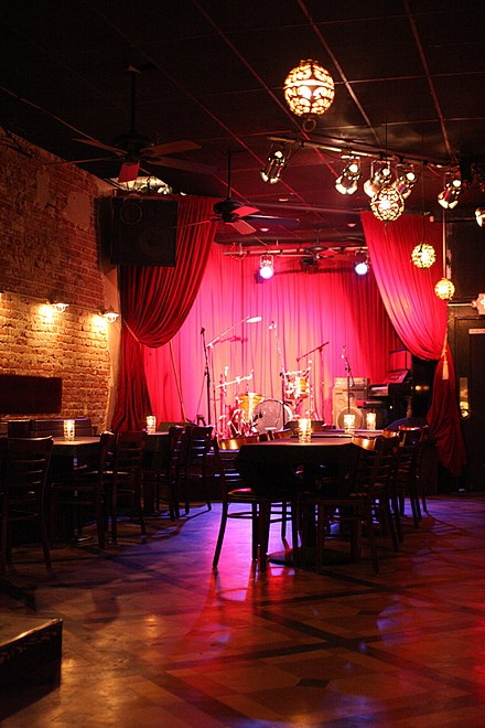 440px TheHotelCafe - Best L.A. Bars With Live Music That Book New Bands
