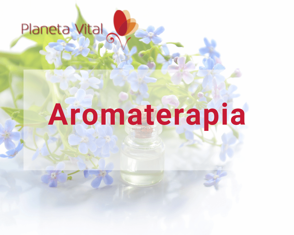 Curso Aromaterapia Holística