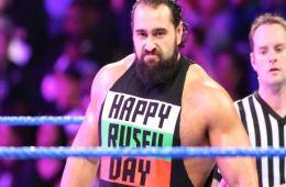 ¡Última hora¡ Razón de la sustitución de Rusev en Greatest Royal Rumble