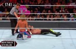¿Cuál era el main event original de Extreme Rules