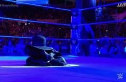 ¿Iba a ser el combate de Wrestlemania 33 el último de The Undertaker?