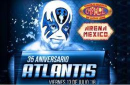 35 Aniversario de Atlantis