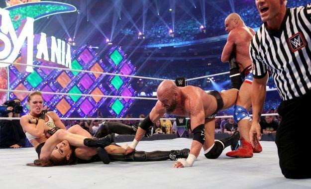 ANÁLISIS WWE WrestleMania 34