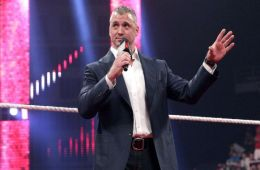Actualidad de Shane McMahon de cara a Wrestlemania 34