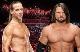 Aj Styles a la caza de un registro del gran Shawn Michaels