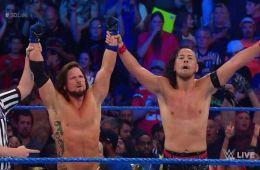 Aj Styles y Shinsuke Nakamura podrían dejar muy pronto la WWE