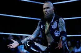 Aleister Black podría perderse NXT Takeover Brooklyn IV