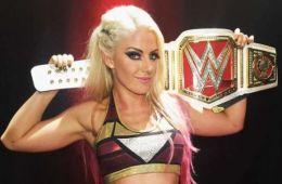 Alexa Bliss estaría impresionada por el trabajo en el ring de Ronda Rousey