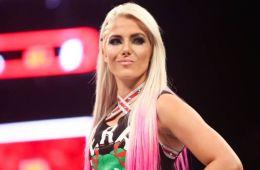 Alexa Bliss prepara su regreso al ring