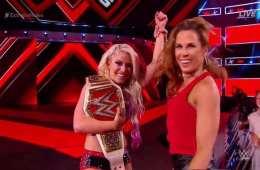 Alexa Bliss retiene el campeonato femenino de RAW