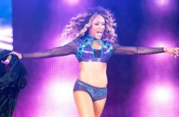 Royal Rumble Alicia Fox fuera por lesión