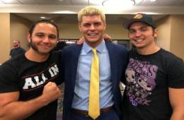 All Elite Wrestling estaría interesada en contratar luchadores de UFC