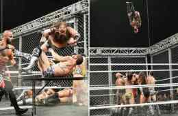 Análisis WWE NXT Takeover War Games 2018