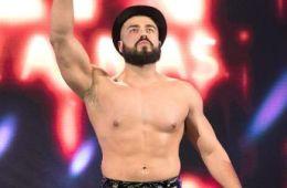 Andrade Cien Almas debuta en WWE en el Royal Rumble