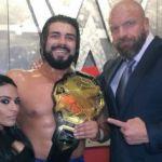 Planes originales para el título masculino de NXT
