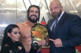 WWE noticias andrade
