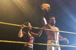 Andrade en NXT Bel Air