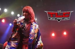 Asuka debutará en TLC 2017