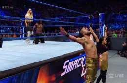 Audiencia de WWE Smackdown Live del 11 de Septiembre