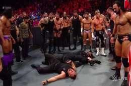 Audiencia del show de WWE RAW del 3 de Septiembre