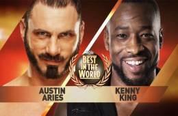 Austin Aries estará en ROH Best in the World