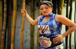 Ayako Hamada detenida por posesión de drogas en Japón