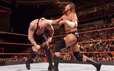 Big Cass vs Big Show