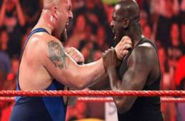 Shaquille O'Neal quiere su combate contra Big Show