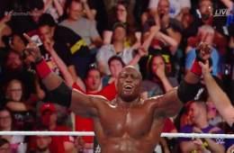 Bobby Lashley derrotó a Roman Reigns en Extreme Rules 2018