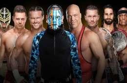 Bobby Lashley sustituye a John Cena en la WWE World Cup