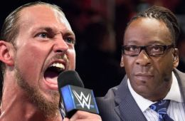 WWE noticias Booker