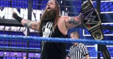 ¿ Bray Wyatt fuera de WWE?