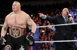 Brock Lesnar retiene el campeonato Universal en Royal Rumble