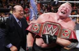 Actualización sobre el estatus de Brock Lesnar para WWE SummerSlam