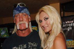 Brooke Hogan habla sobre un posible regreso de su padre