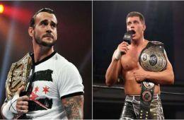 CM Punk y Cody Rhodes