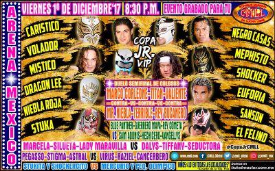 CMLL 1 de diciembre