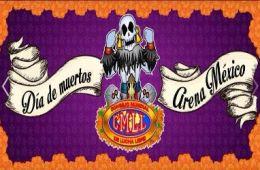 CMLL Día de Muertos Arena México