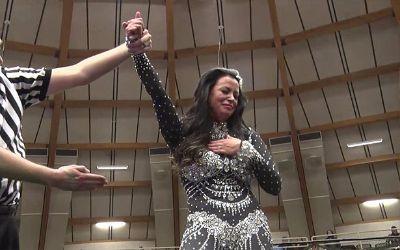 Candice Michelle en House of Hardcore