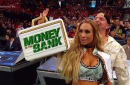 Carmella WWE SmackDown Money In The Bank
