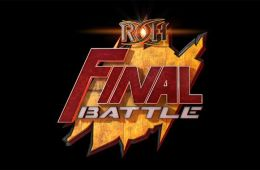 Cartelera actualizada de ROH Final Battle 2018