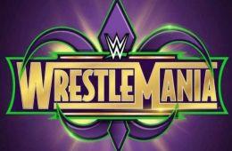 Cartelera actualizada de Wrestlemania 34