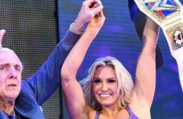 WWE noticias Charlotte Flair
