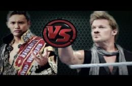 Chris Jericho vs Kazuchika Okada